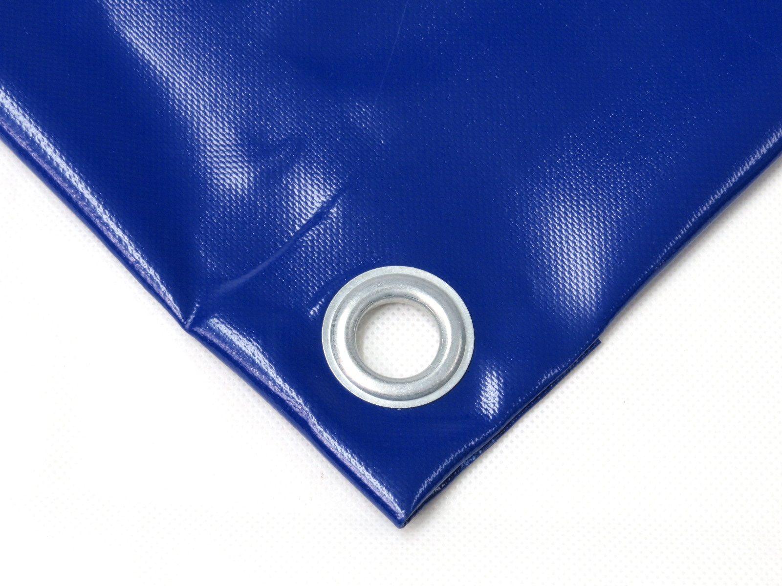 pvc plane gewebeplane 650 g m blau 36 05 tvv. Black Bedroom Furniture Sets. Home Design Ideas