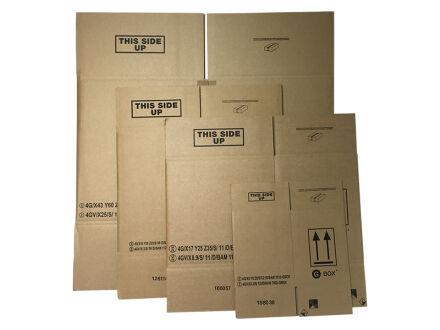 Gefahrgutkartons mit UN-Zulassung 4G/4GV - Standard