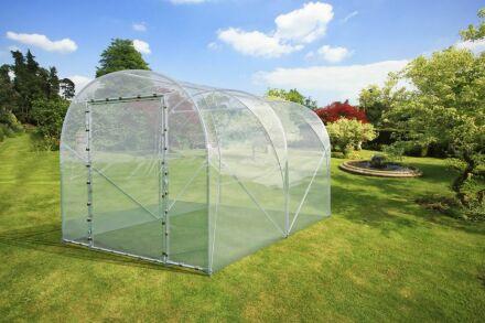 Gewächshausfolie UV5 - 180 my - transparent 6,10 m x...