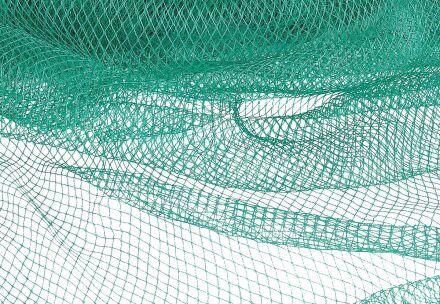 Vogelschutznetz - Maschenweite 13 mm - grün