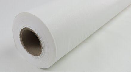 Tischdeckenfolie geprägt - weiß - Abmessung...