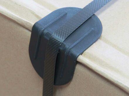 Kantenschutzecken mit Dorn - VE 2000 Stück