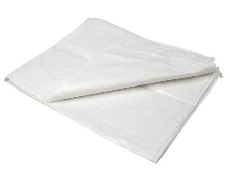 PP Gewebesäcke - weiß - VE 50 Stck