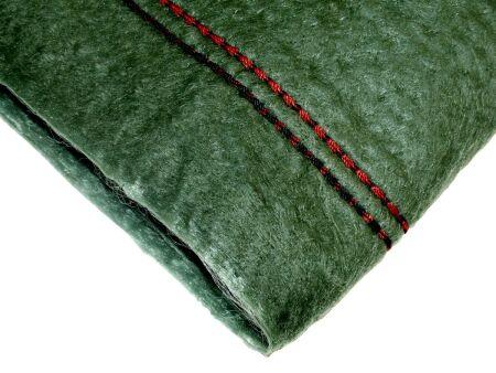 Strohballenschutz - Heu- und Getreideschutzvlies - grün