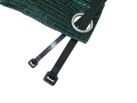 Kabelbinder - schwarz - VE 100 Stck
