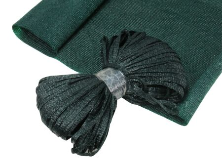 Schattiernetz - Sonnenschutznetz - Schutzwert ca. 80% 1,50 m x 50 m