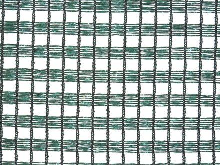 Schneeschutzzaun - ohne Zubehör - 1,80 m x 50 m dunkelgrün