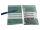 """LDPE-Druckverschlussbeutel """"extra stark"""" 90 µm mit drei weißen Beschriftungsfeldern 160 x 220 mm - VE 1000 Stck"""