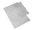 """LDPE-Druckverschlussbeutel """"extra stark"""" 90 µm mit drei weißen Beschriftungsfeldern 180 x 250 mm - VE 1000 Stck"""