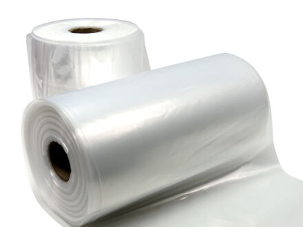 LDPE Schlauchfolie - 50 µm 1000 mm x 200 m - 1 Rolle