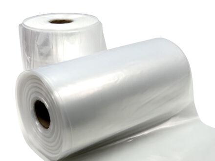 LDPE Schlauchfolie - 100 µm 80 mm x 250 m - 1 Rolle