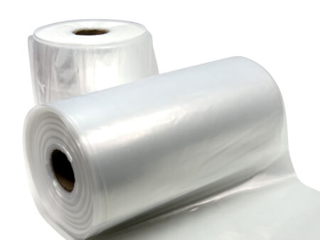 LDPE Schlauchfolie - 100 µm 400 mm x 250 m - 1 Rolle