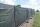 Bauzaunnetz - Bauzaunblende -  mit Ösen an den Ecken 1,80m x 3,45m - dunkelgrün