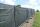 Bauzaunnetz - Bauzaunblende -  mit Ösen an den Ecken 1,80 m x 3,45 m - weiß