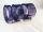 PVC-Lamellen für Streifenvorhänge - Standard - 4 mm stark 400 mm x 50 m