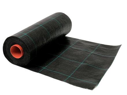 Bodengewebe - Unkrautgewebe - Unkrautvlies - schwarz 1,65 m x 100 m