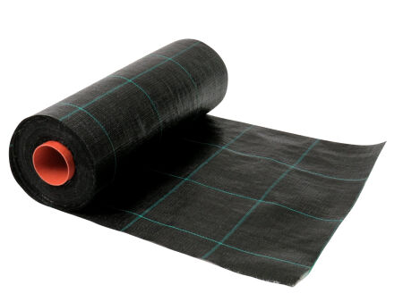 Bodengewebe - Unkrautgewebe - Unkrautvlies - schwarz 2,10 m x 100 m