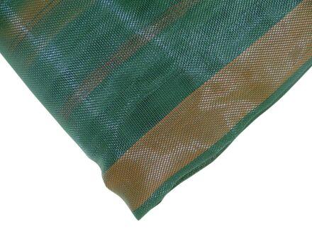 Silo-Schutzgitter - Standard-Qualität - grün 10 m x 12 m