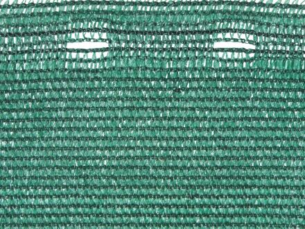 Amphibienzaun - Krötenzaun - Schutznetz mit Knopflochleiste - 80 cm hoch