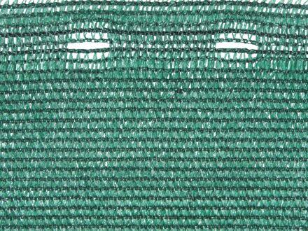 Amphibienzaun - Krötenzaun - Schutznetz mit Knopflochleiste 0,50 m x 100 m