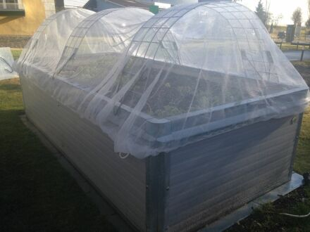 Insektenschutznetz - weiß - 8 x 100 m