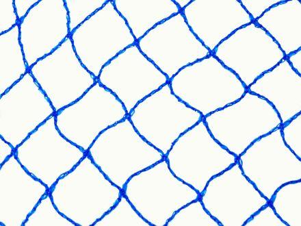 Vogelschutznetz - Maschenweite 25 mm - blau