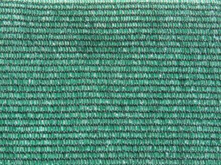 Schattiernetz - Sonnenschutznetz - Schutzwert 65-91% - dunkelgrün
