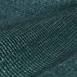 Sichtschutznetz - Schutzwert 65-91% - dunkelgrün