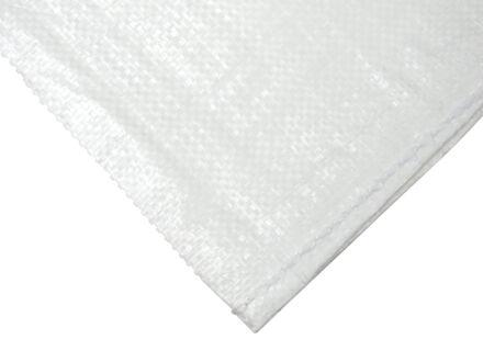 PP Gewebesäcke - weiß - VE 50 Stck 65 cm x 135 cm