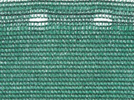 Amphibienzaun - Krötenzaun - Schutznetz mit Knopflochleiste - 0,80 m x 50 m