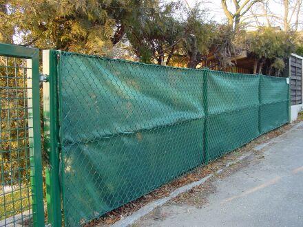 Sonnenschutznetz - Schattiernetz - Schutzwert ca. 80%