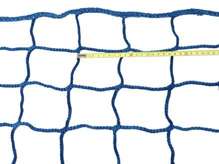 Seitenschutznetz - Maschenweite 100 mm - randverstärkt